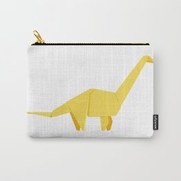 Origami Diplodocus Carry-All Pouch