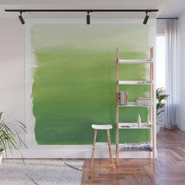 Greens No. 1 Wall Mural