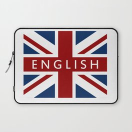 Great Britain flag Laptop Sleeve