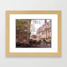 Photo: Sunday in Paris (26 May 13) Framed Art Print