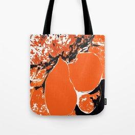 orange ...  Tote Bag