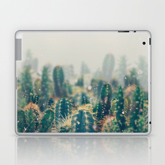 Cool Cacti Laptop & iPad Skin