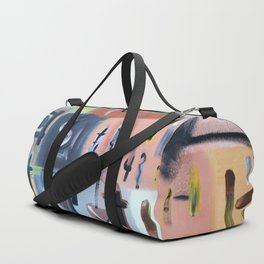 Colourful Chaos II Duffle Bag