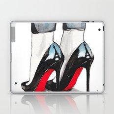 Cloudy In Paris Laptop & iPad Skin