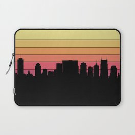 Nashville Skyline Laptop Sleeve
