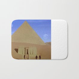 The Other Pyramid Bath Mat