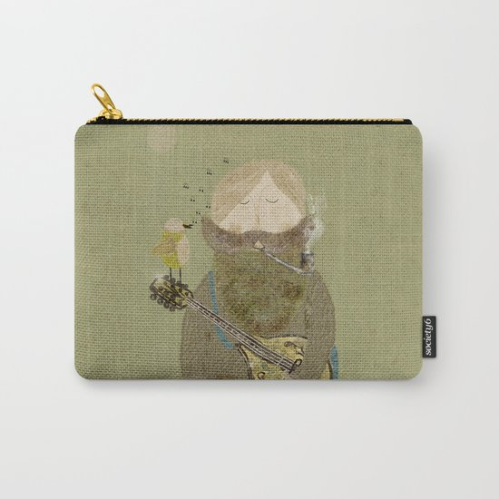 mornings song Carry-All Pouch