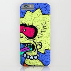 LISA GRIMMSON. (THE GRIMMSONS). Slim Case iPhone 6s
