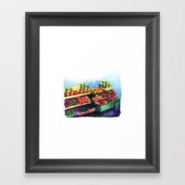 Hawaiian Sweets Framed Art Print