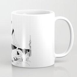 sumo time Coffee Mug