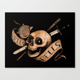 Hell's Bells Canvas Print