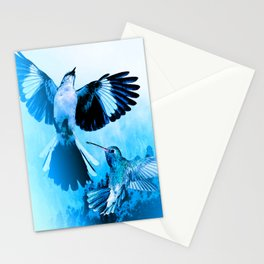 Inked Skies Stationery Cards