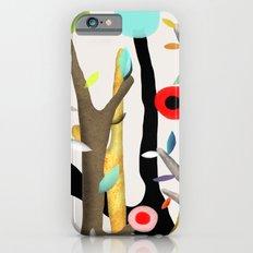Woodland Poppy Botanical Slim Case iPhone 6s