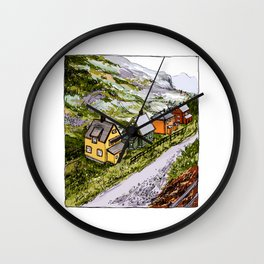 Little dream Wall Clock