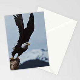Alaskan Bald Eagle Stationery Cards