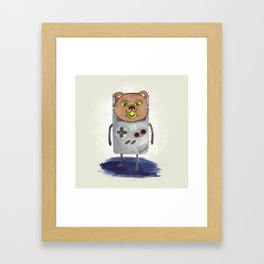 Codename: Professor Pants Framed Art Print
