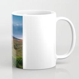 Vanishing Lakes,Ireland,Northern Ireland,Ballycastle Coffee Mug