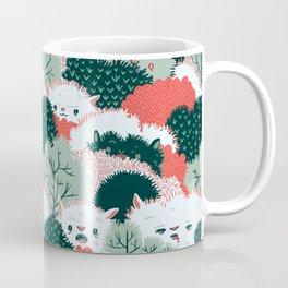 The Vegetable Lamb of Tartary Coffee Mug