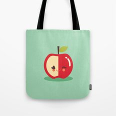 Lil' Apple Tote Bag