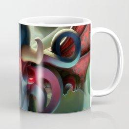 0937, the Number of BrikThulhu Coffee Mug