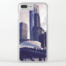 Skyline Clear iPhone Case