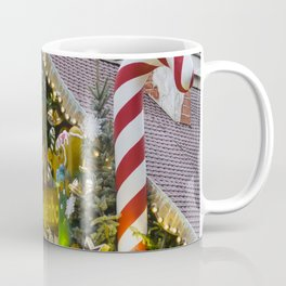 Candy Stick Xmas Coffee Mug
