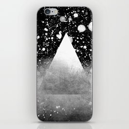 Triangle Composition IV iPhone Skin