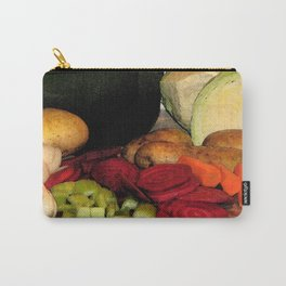 Lets Make Soup! Carry-All Pouch