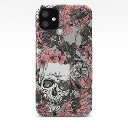 SKULLS 3 HALLOWEEN iPhone Case