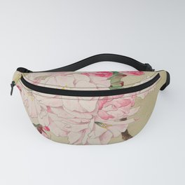 Fukurokuju - God of Longevity Cherry Blossoms Fanny Pack