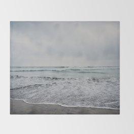Oceanside ... Throw Blanket