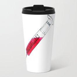 Injection of love Travel Mug