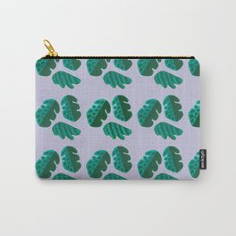 Monster tropical plants Carry-All Pouch