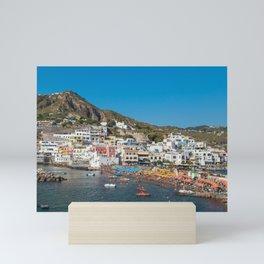 Sant' Angelo, Ischia Mini Art Print
