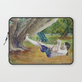 Only Way to Fly Laptop Sleeve