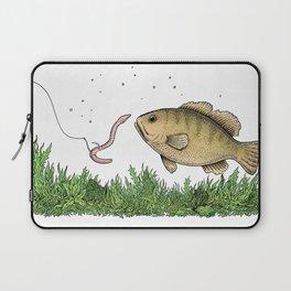 Fishing Laptop Sleeve
