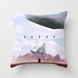 Deadly Stranding Throw Pillow