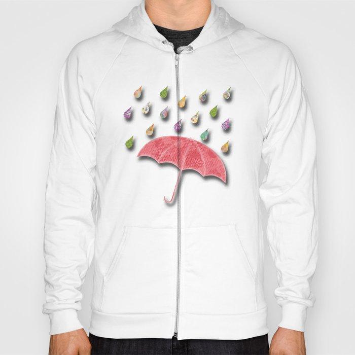 It's raining, it's pouring Hoody