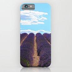 PROVENCE - Lavender   France   Travel   Summer   Purple   Nature   Landscape Slim Case iPhone 6s