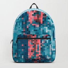 Cerulean Bust Backpack