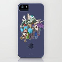 Master Loot iPhone Case