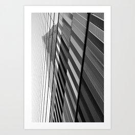 New York 002 Art Print