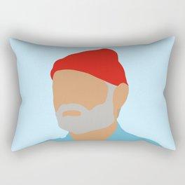Steve Zissou The Life Aquatic movie Rectangular Pillow
