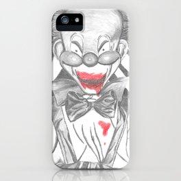 Clown Doll iPhone Case
