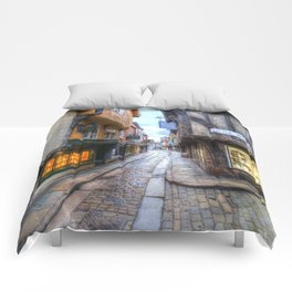 The Shambles Street York Comforters