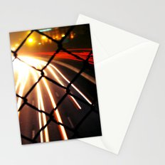 Streaming Light Stationery Cards