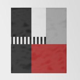 Geometric pattern 4 Throw Blanket