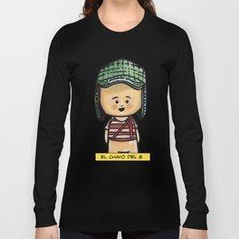 El Chavo Del Ocho Long Sleeve T-shirt