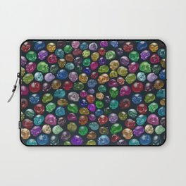Candied Skulls Laptop Sleeve