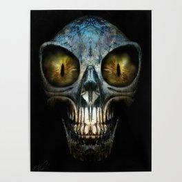ALIEN NIGHTMARE Poster